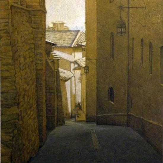 De la serie Assisi - Strada I